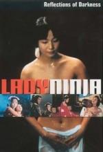 Lady Nınja (1996) afişi