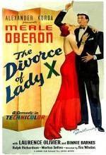 Lady X Boşanıyor