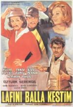 Lafını Balla Kestim (1965) afişi