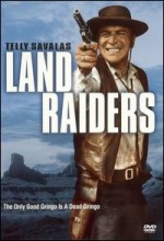 Land Raiders (1969) afişi