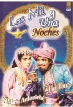 Las Mil Y Una Noches(ı) (1958) afişi
