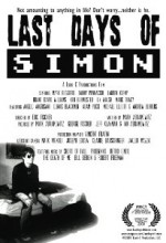 Last Days Of Simon (2009) afişi