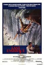 Last Embrace (1979) afişi