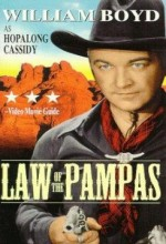 Law Of The Pampas (1939) afişi