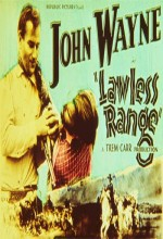 Lawless Range (1935) afişi