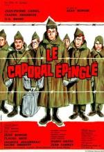 Le Caporal épinglé (1962) afişi