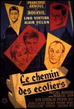 Le Chemin Des écoliers (1959) afişi
