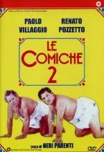 Le Comiche 2 (1992) afişi
