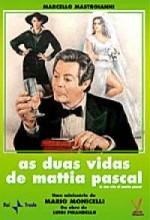 Le Due Vite Di Mattia Pascal (1985) afişi