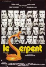Le Serpent (1973) afişi