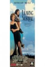 Leaving Normal (1992) afişi