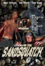 Legend Of The Sandsquatch