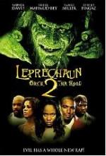 Leprechaun: Back 2 Tha Hood (2003) afişi