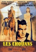 Les Chouans (1947) afişi