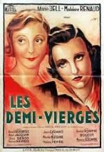 Les Demi Vierges (1936) afişi