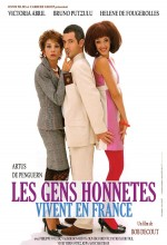 Les Gens Honnêtes Vivent En France (2005) afişi