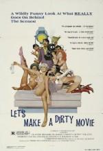 Let's Make A Dirty Movie (1976) afişi