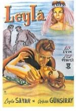Leyla(ıı) (1962) afişi