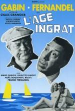 L'âge Ingrat (1964) afişi