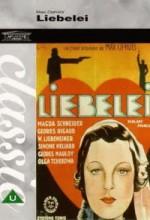 Liebelei (1933) afişi