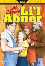 Li'l Abner (1940) afişi