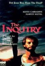 L'inchiesta (1986) afişi