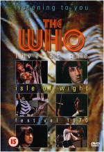 Listening to You: The Who at the Isle of Wight (1970) afişi