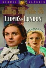Lloyd's Of London (1936) afişi