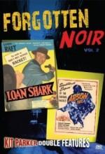 Loan Shark (1951) afişi