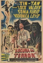 Locura De Terror (1961) afişi