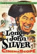 Long John Silver (1954) afişi