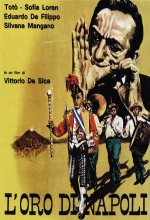 The Gold of Naples (1954) afişi