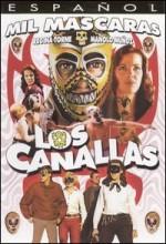 Los Canallas (1968) afişi