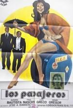 Los Pasajeros (1975) afişi