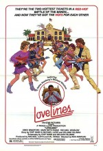Lovelines (1984) afişi