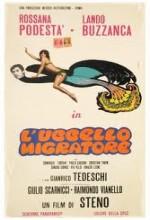 L'uccello Migratore (1972) afişi