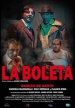 La Boleta (2013) afişi