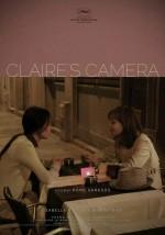 La caméra de Claire (2017) afişi