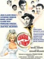 La Chasse à L'homme (1964) afişi