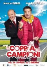 La Coppia dei Campioni (2016) afişi