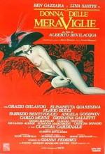 La donna delle meraviglie (1985) afişi