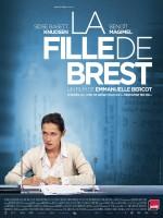 La fille de Brest (2016) afişi