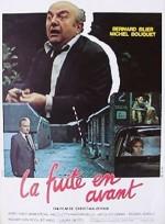 La fuite en avant (1983) afişi