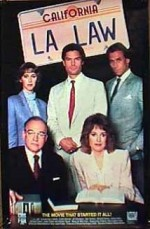 L.A. Law Sezon 4 (1989) afişi