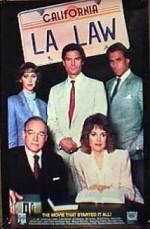L.A. Law Sezon 7 (1992) afişi