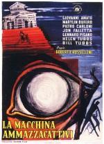 La macchina ammazzacattivi (1952) afişi