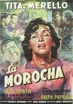 La morocha (1958) afişi