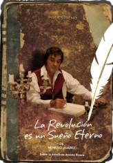 La revolución es un sueño eterno  afişi