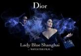 Lady Blue Shanghai (2010) afişi