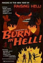 Burn in Hell (2017) afişi